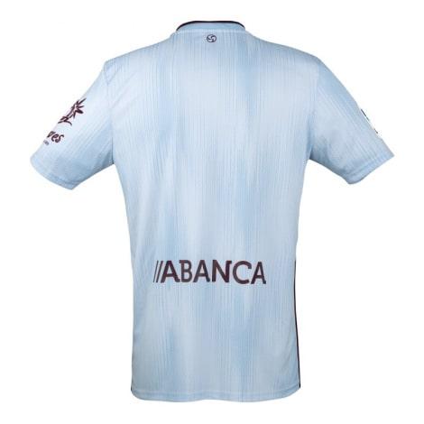 Взрослый комплект домашней формы Сельта 2019-2020 футболка сзади