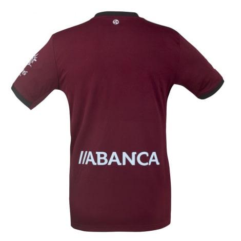 Взрослый комплект гостевой формы Сельта 2019-2020 футболка сзади