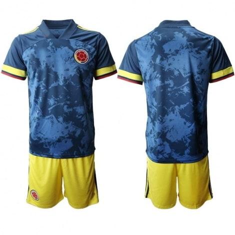 Гостевая футбольная форма Колумбии 2019-2020