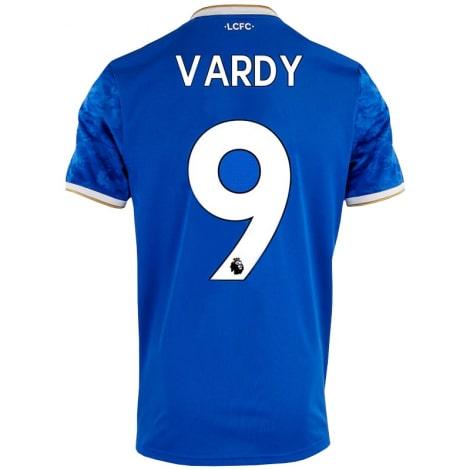 Домашняя игровая футболка Лестер Сити VARDY 21-22