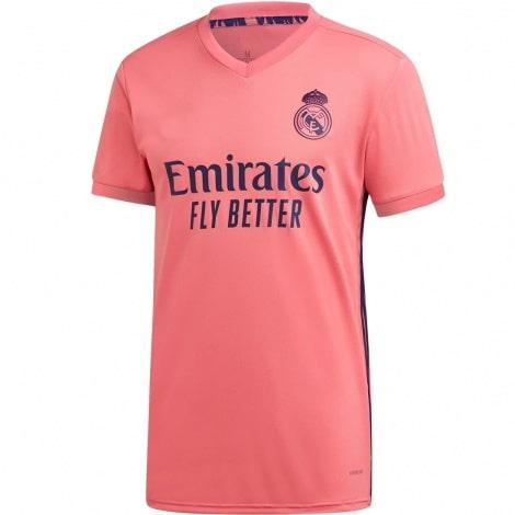 Детский комплект гостевой формы Реал Мадрид 2020-2021 футболка