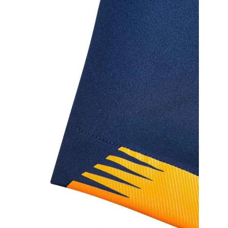 Комплект детской гостевой формы Порту 2020-2021 футболка сзади рукав