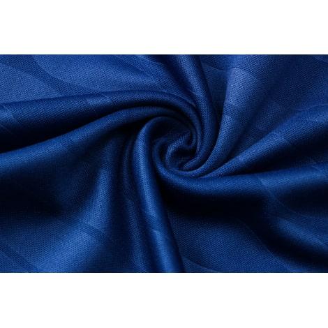 Синий костюм Атлетико Мадрид 2021-2022 ткань