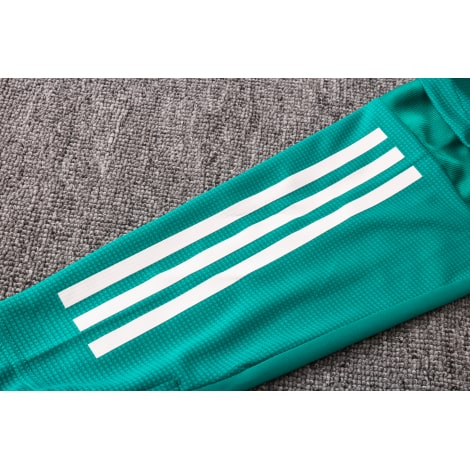 Зеленый спортивный костюм Фейеноорда 2021-2022 рукав