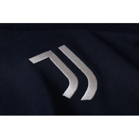 Синий спортивный костюм Ювентуса 2021-2022 герб клуба