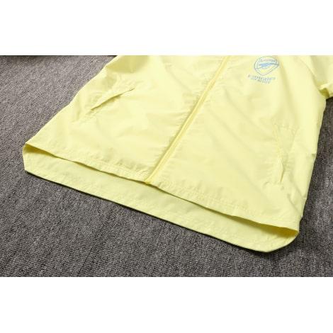 Сине-желтый костюм Арсенал по футболу 2021-2022 снизу