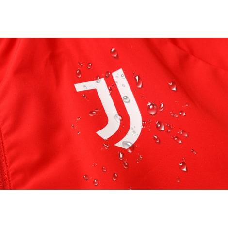 Красно-синий спортивный костюм Ювентуса 2021-2022 герб клуба