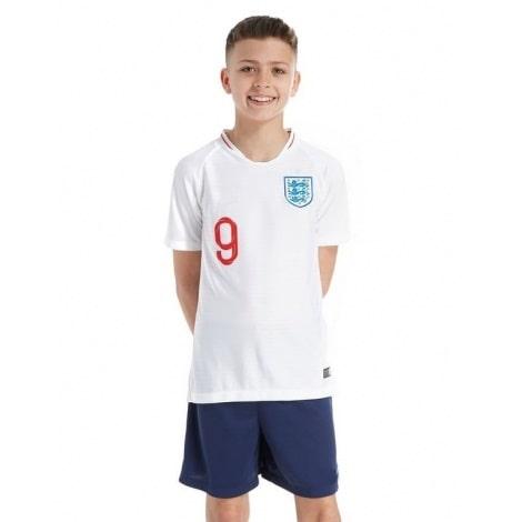 Детская футбольная форма Англии на ЧМ 2018 Гарри Кейн номер 9
