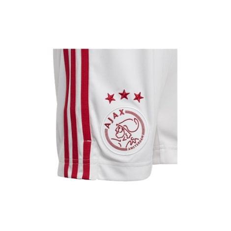Комплект детской домашней формы АЯКС 2020-2021 шорты герб клуба