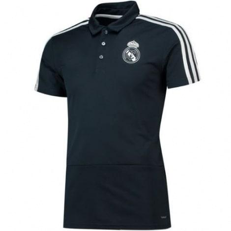 Футболка поло Реал Мадрид 2018-2019