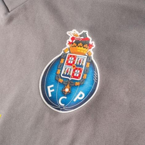 Гостевая игровая футболка Порту 2018-2019 герб клуба