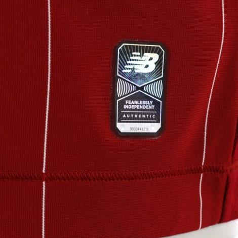 Комплект взрослой домашней формы Ливерпуля 2019-2020 футболка бренд