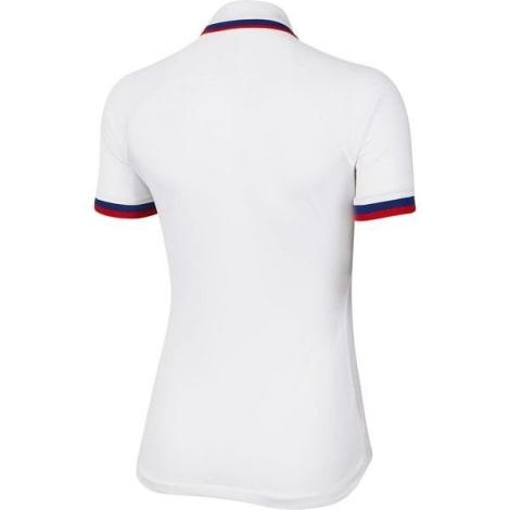 Женская гостевая футболка Челси 2019-2020 сзади