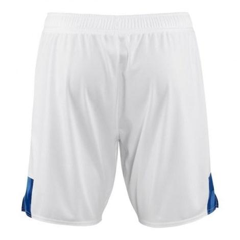 Комплект взрослой домашней формы Шальке 04 2019-2020 шорты сзади