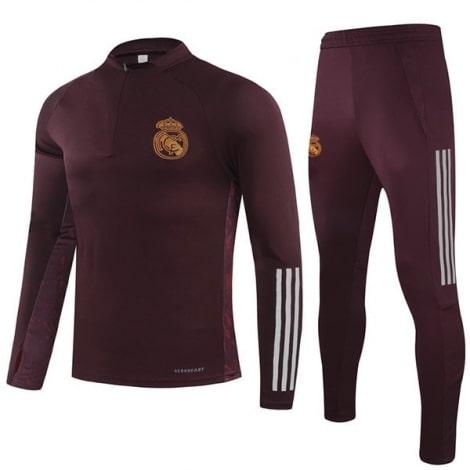Бордовый костюм Реал Мадрид 2020-2021