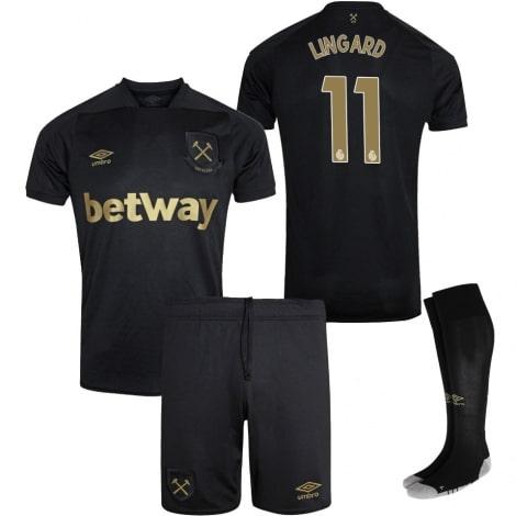 Детская третья футбольная форма Лингард 2020-2021