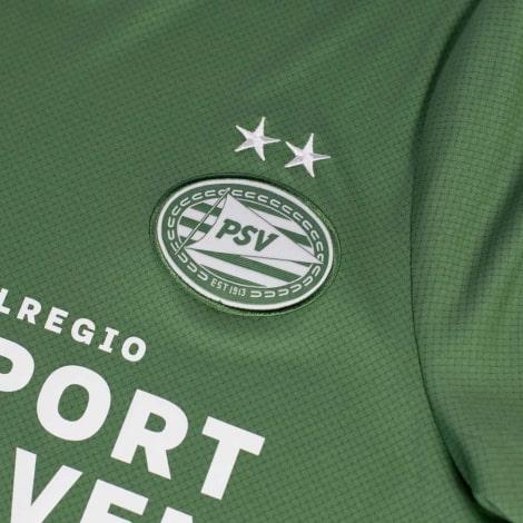 Третья игровая футболка ПСВ 2019-2020 герб клуба