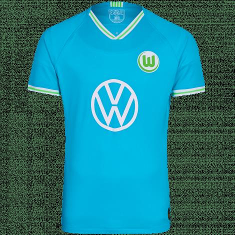 Гостевая игровая футболка Вольфсбурга 2019-2020