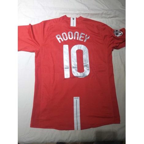 Домашняя футболка Манчестер Юнайтед 2007-2008 ROONEY 10