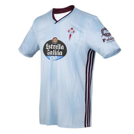 Детский комплект домашней формы Сельта 2019-2020 футболка сбоку