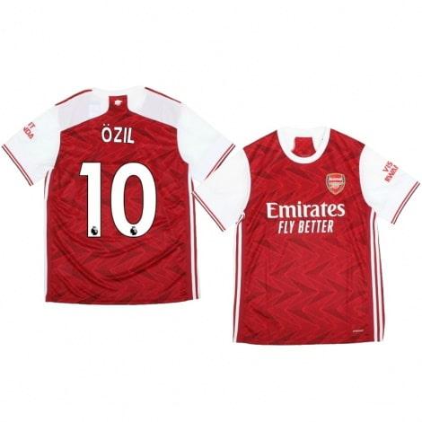 Домашняя футболка Арсенала Месут озил 2020-2021