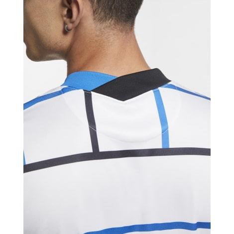 Комплект взрослой гостевой формы Интер 2020-2021 футболка сзади
