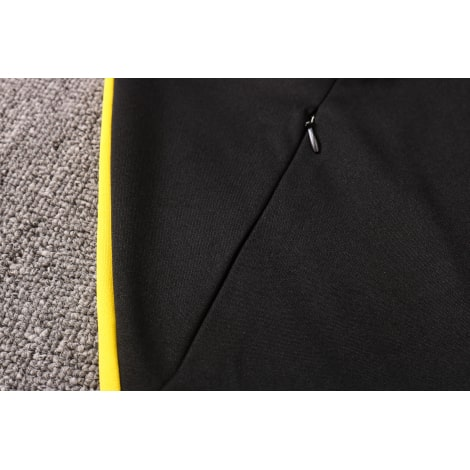 Черно-желтый костюм Боруссии Дортмунд 2021-2022 карман
