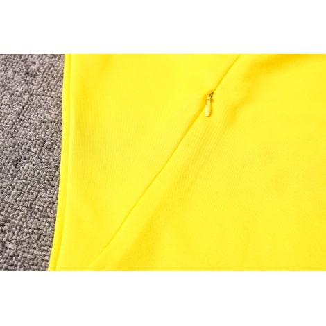Желто-черный костюм Боруссии Дортмунд 2021-2022 карман