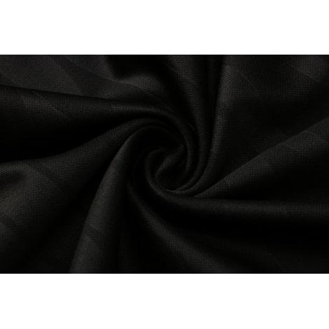 Черно-фиолетовый костюм Барселоны 2021-2022 ткань