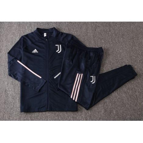 Синий спортивный костюм Ювентуса 2021-2022