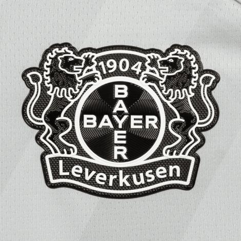 Третья игровая футболка Байер Леверкузен 2019-2020 герб клуба