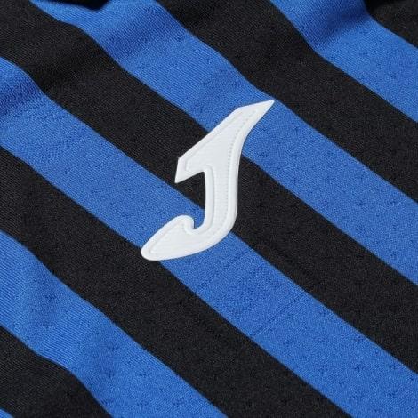 Комплект детской домашней формы Аталанта 2020-2021 футболка логотип