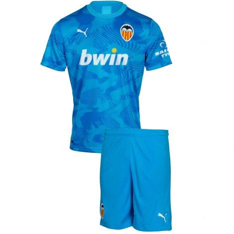 Взрослый комплект третьей формы Валенсия 2019-2020