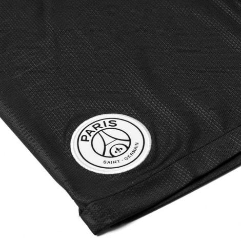 Комплект детской домашней формы ПСЖ 2018-2019 JORDAN шорты герб клуба