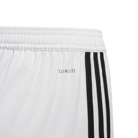 Детская домашняя форма Реал Мадрид 18-19 c длинными рукавами шорты технология