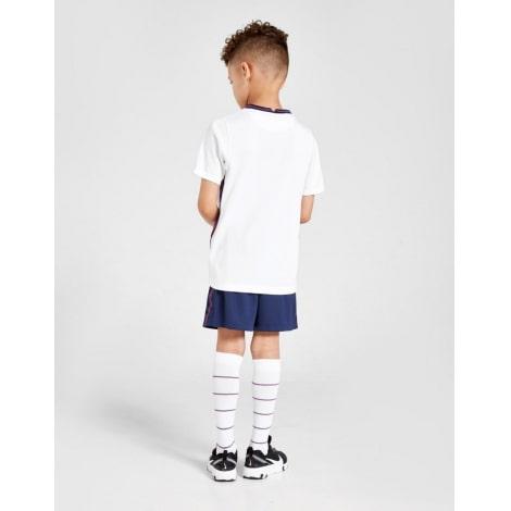 Детская домашняя футбольная форма Англии на ЕВРО 2020-21