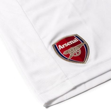 Взрослая домашняя форма Арсенал 18-19 c длинными рукавами шорты герб клуба