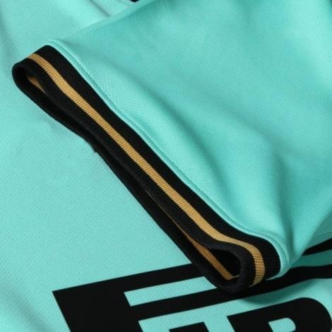 Детская гостевая футбольная форма Интера 2019-2020 футболка рукав