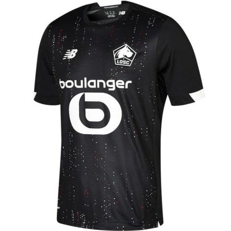 Взрослый комплект гостевой формы Атлетико 2019-2020 футболка воротник