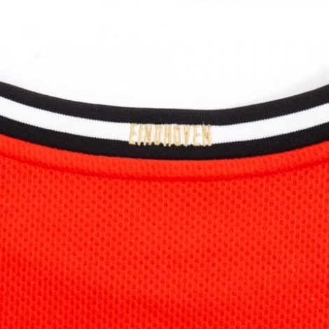 Комплект взрослой домашней формы ПСВ 2020-2021 футболка воротник сзади