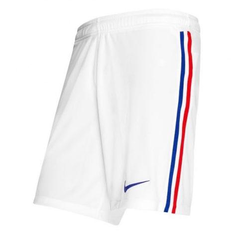 Взрослая гостевая форма Франции на ЕВРО 2020-21 шорты