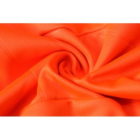Черно оранжевый костюм сборной Голландии 2020-2021 ткань