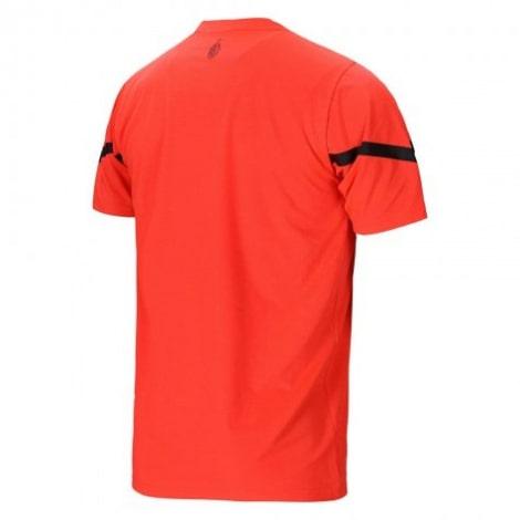 Тренировочная футболка Милан 2021-2022 сзади