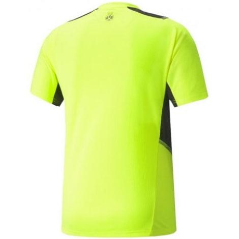 Тренировочная футболка Боруссии Дортмунд 2021-2022 сзади