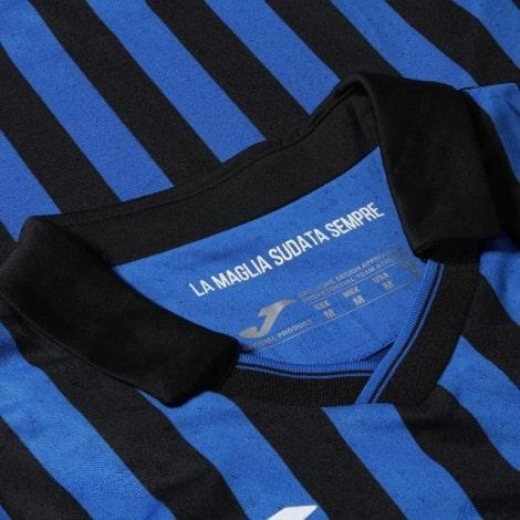 Комплект детской домашней формы Аталанта 2020-2021 футболка воротник