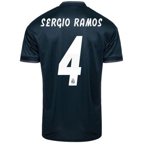 Гостевая футболка Реал Мадрид 2018-2019 Серхио Рамос