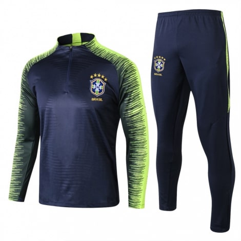 Спортивный костюм сборной Бразилии по футболу 2018-2019