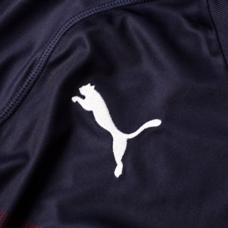 Гостевая футболка Арсенала Маттео Гендузи номер 29 2018-2019 бренд