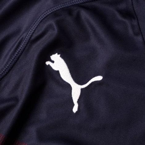 Гостевая футболка Арсенала Генрих Мхитарян номер 7 2018-2019 бренд
