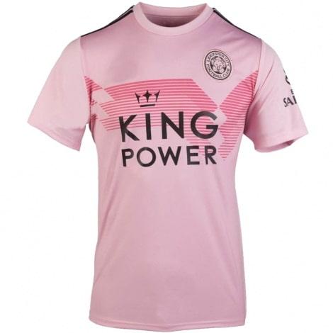 Комплект взрослой третьей формы Лестер Сити 2019-2020 футболка